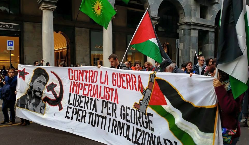 Collettivo Contro la Repressione per un Soccorso Rosso Internazionale