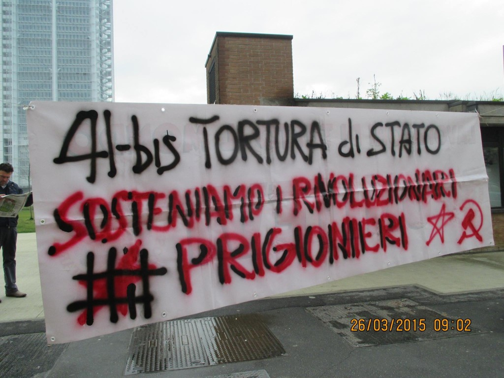 Proletari Torinesi Per Il Soccorso Rosso Internazionale