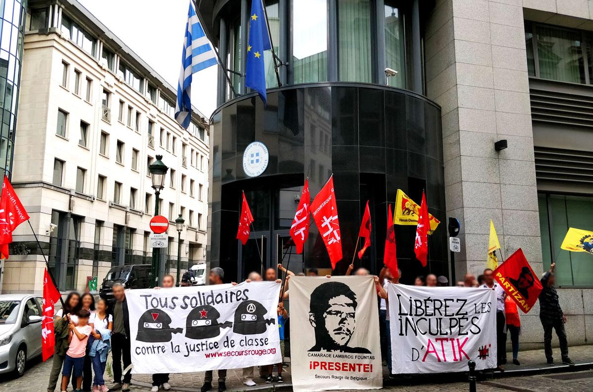 Soutenons les prisonnier.e.s révolutionnaires en Grèce