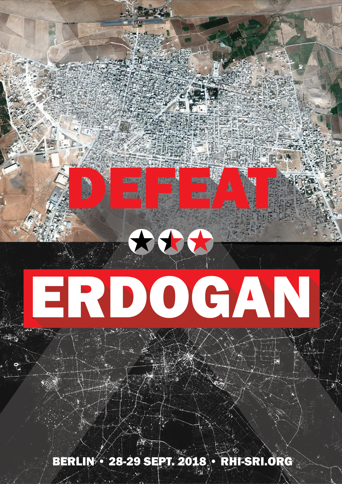 Defeat Erdogan! Call to join the Berlin mobilisations on September 28-29