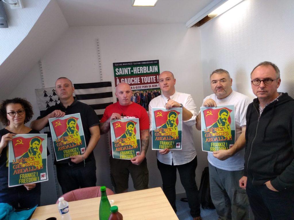 Solidarity with Sean Carlin